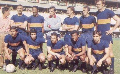 Boca Juniors w 1969 r.