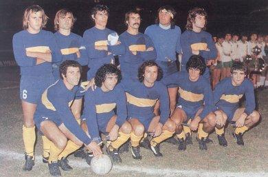 Boca Juniors w 1976 r.
