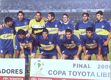 Copa Libertadores 2000