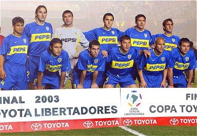 Copa Libertadores 2003