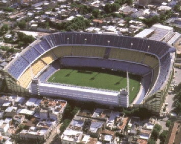 Estadio: Boca Juniors