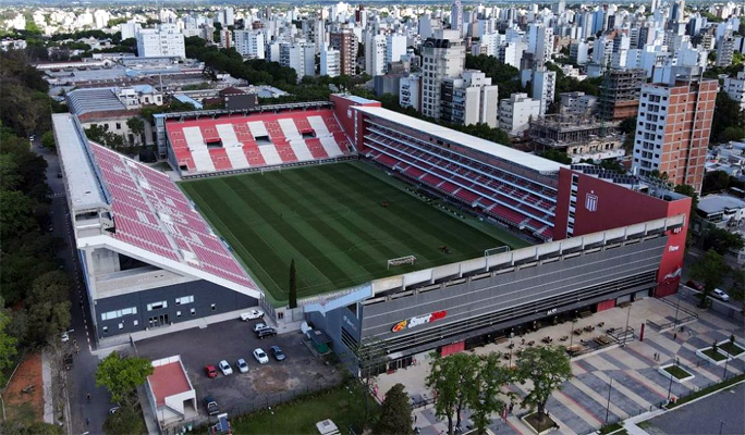 Estadio: Estudiantes (La Plata)