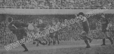 Boca Juniors 4 - Independiente 1 - Torneo Metropolitano 1969
