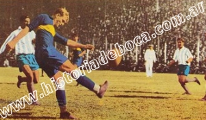 Boca Juniors 3 - Racing Club 2 - Campeonato 1935