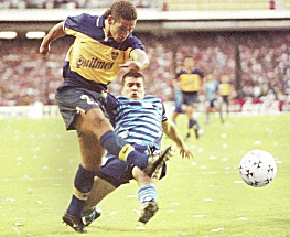 Boca Juniors 4 - Racing Club 0 - Torneo Clausura 1999