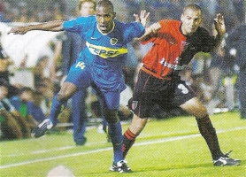 Newell´s Old Boys 1 - Boca Juniors 0 - Torneo Apertura 2003