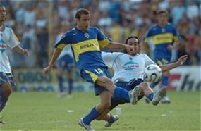 Rosario Central 1 - Boca Juniors 2 - Torneo Clausura 2006