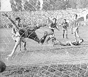 Rosario Central 2 - Boca Juniors 2 - Campeonato 1944