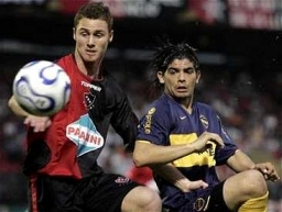 Newell´s Old Boys 1 - Boca Juniors 0 - Torneo Apertura 2007