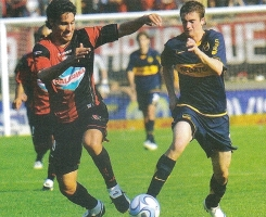 Newell´s Old Boys 2 - Boca Juniors 4 - Torneo Apertura 2008