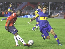 Independiente 0 - Boca Juniors 1 - Torneo Apertura 2011